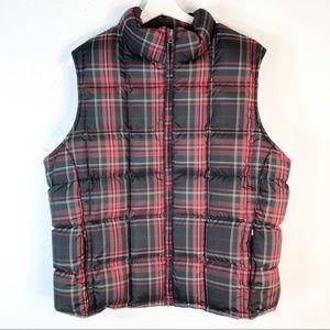 Eddie Bauer Mens XL Down Puffer Jacket Fill Zip
